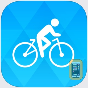 Bicycle ride tracker PRO by Oxagile LLC (iPhone)