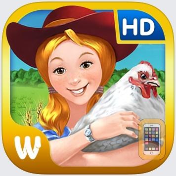Farm Frenzy 3 HD. Farming game by Alawar Entertainment, Inc (iPad)