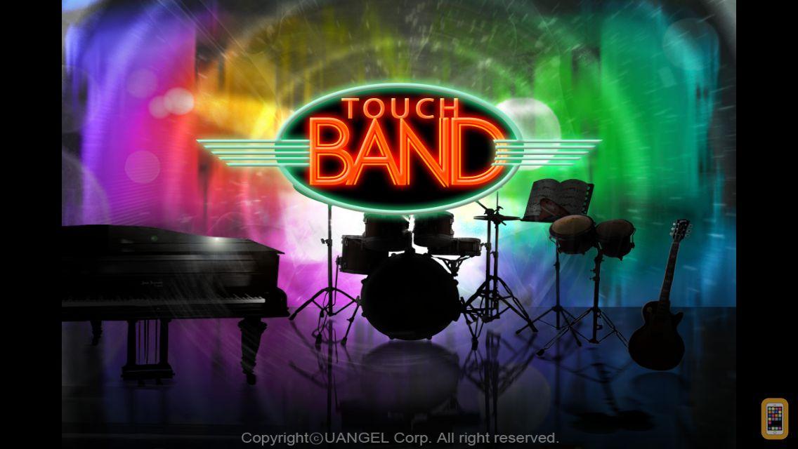 Screenshot - Touch Band