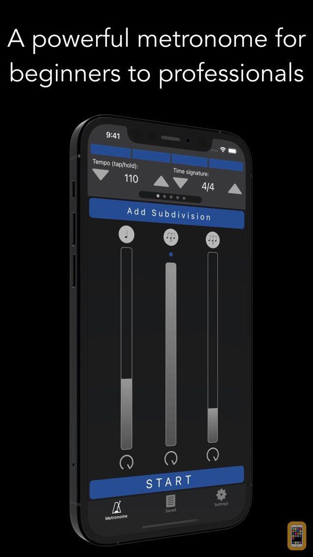 Screenshot - Metronomics Metronome