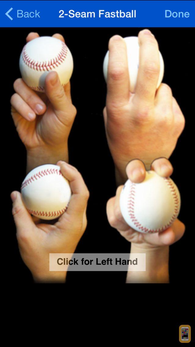 Screenshot - Pitching Hand: How to Throw