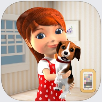 Anya Dress Up & Pet Puppies AR by Sprite Labs (Universal)