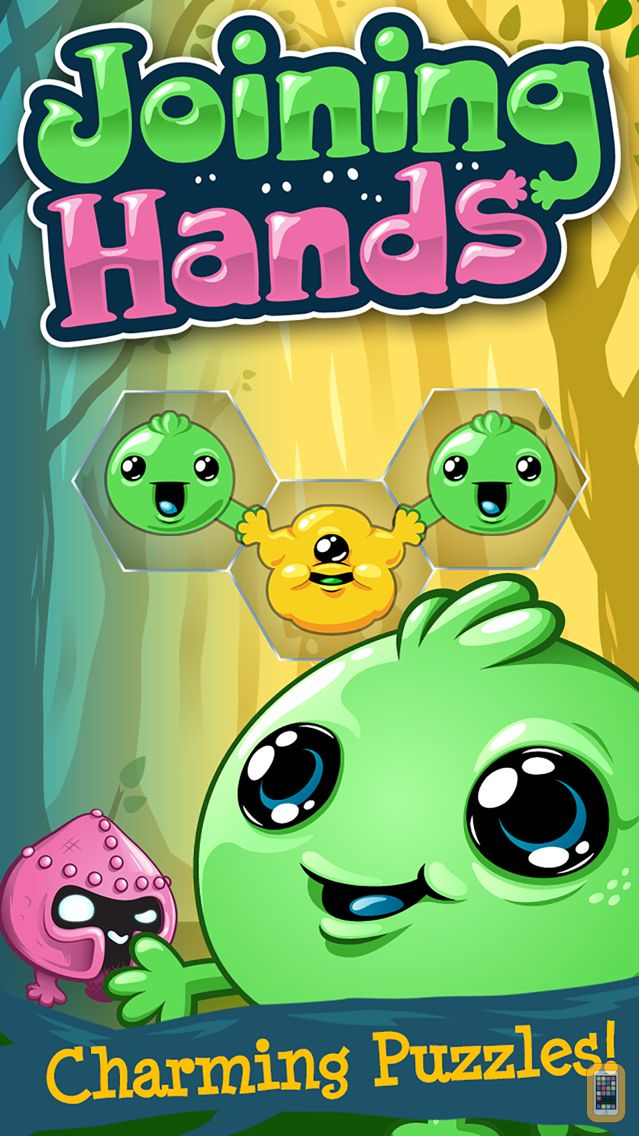 Screenshot - Joining Hands