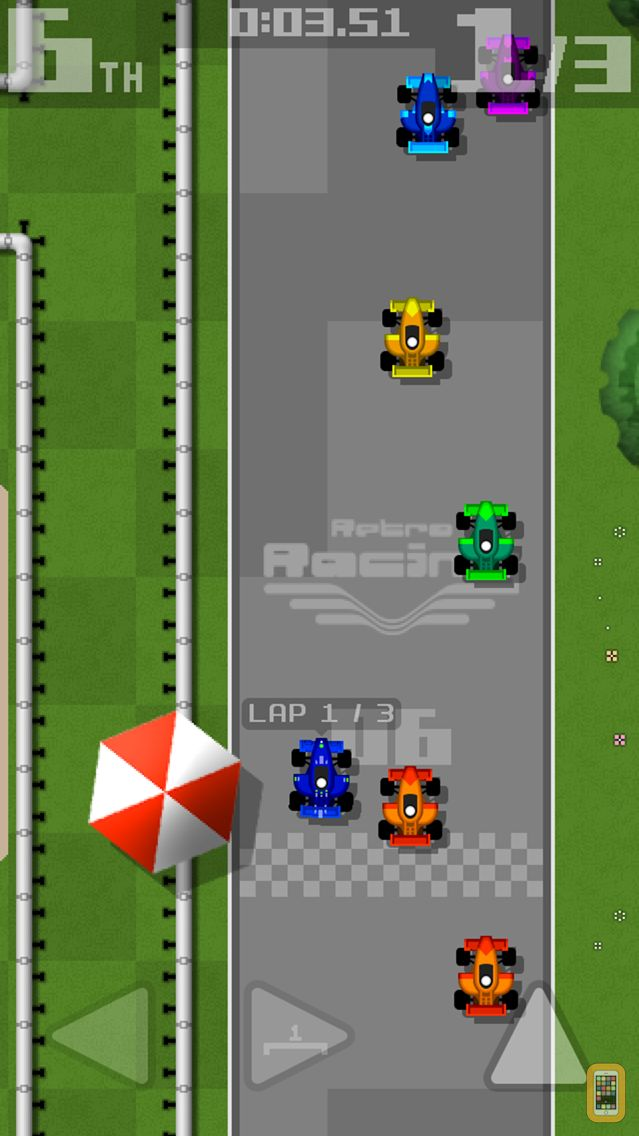 Screenshot - Retro Racing