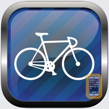 Bike Ride Tracker - GPS Bicycle Computer by 30 South LLC (iPhone)