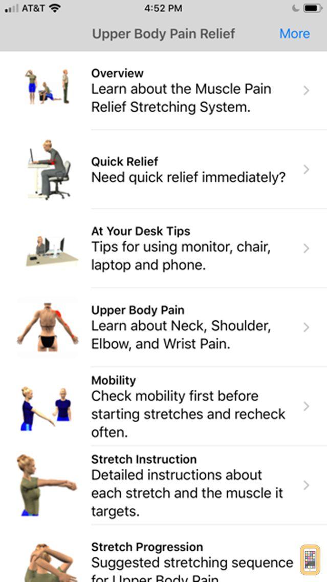 Screenshot - Stretch Away Neck & Arm Pain