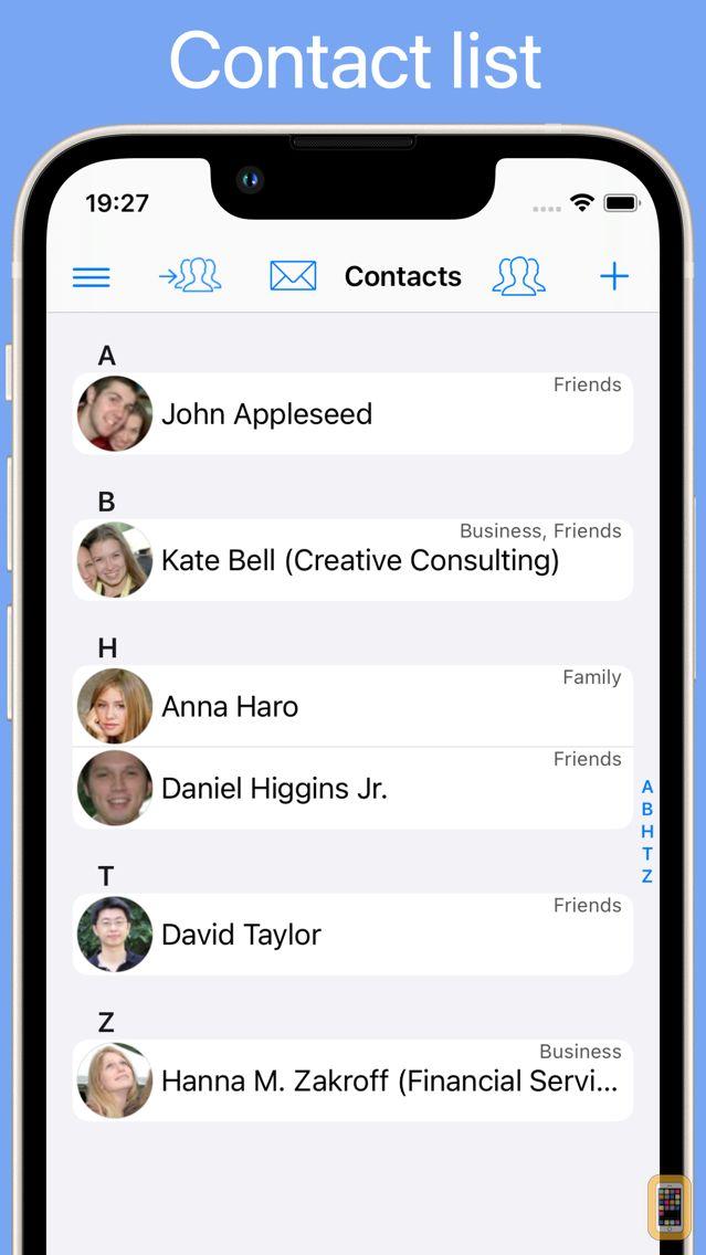 Screenshot - GroupsPro