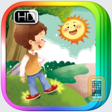 The Secret of the Red Shoes - Fairy Tale ibigtoy by iBigToy inc. (Universal)