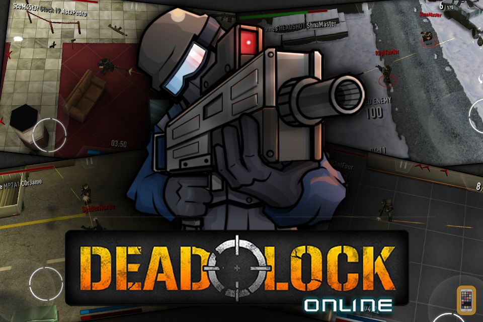 Screenshot - Deadlock: Online