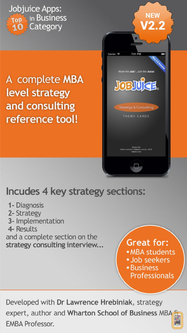 Screenshot - Jobjuice Strategy & Consulting