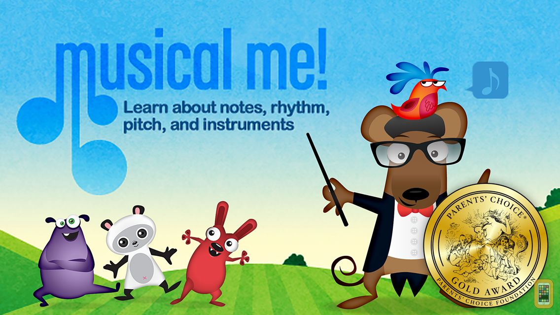 Screenshot - Musical Me! - by Duck Duck Moose