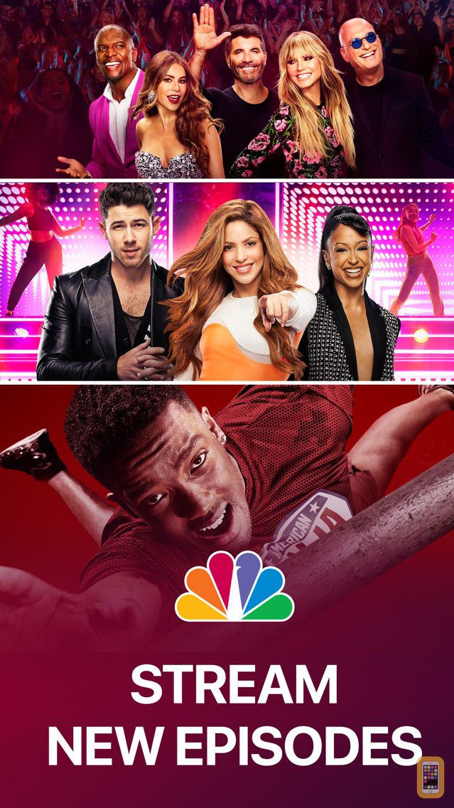 Screenshot - The NBC App – Stream TV Shows