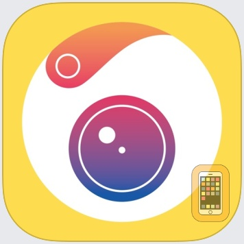 Camera360 - Selfie Sticker Cam by PinGuo Inc. (iPhone)