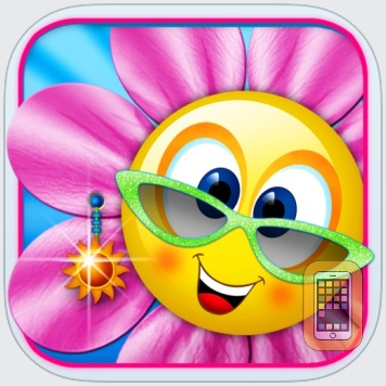 Singing Daisies - a dress up & make up games for kids by Elite Platinum Inc (iPad)