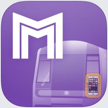 Metro Hong Kong Subway by MetroMan (Universal)