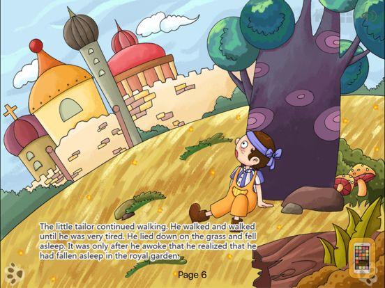 Screenshot - Little Mermaid Lite - Interactive Book iBigToy
