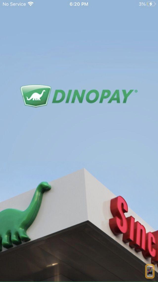 Screenshot - DINOPAY - Sinclair Oil