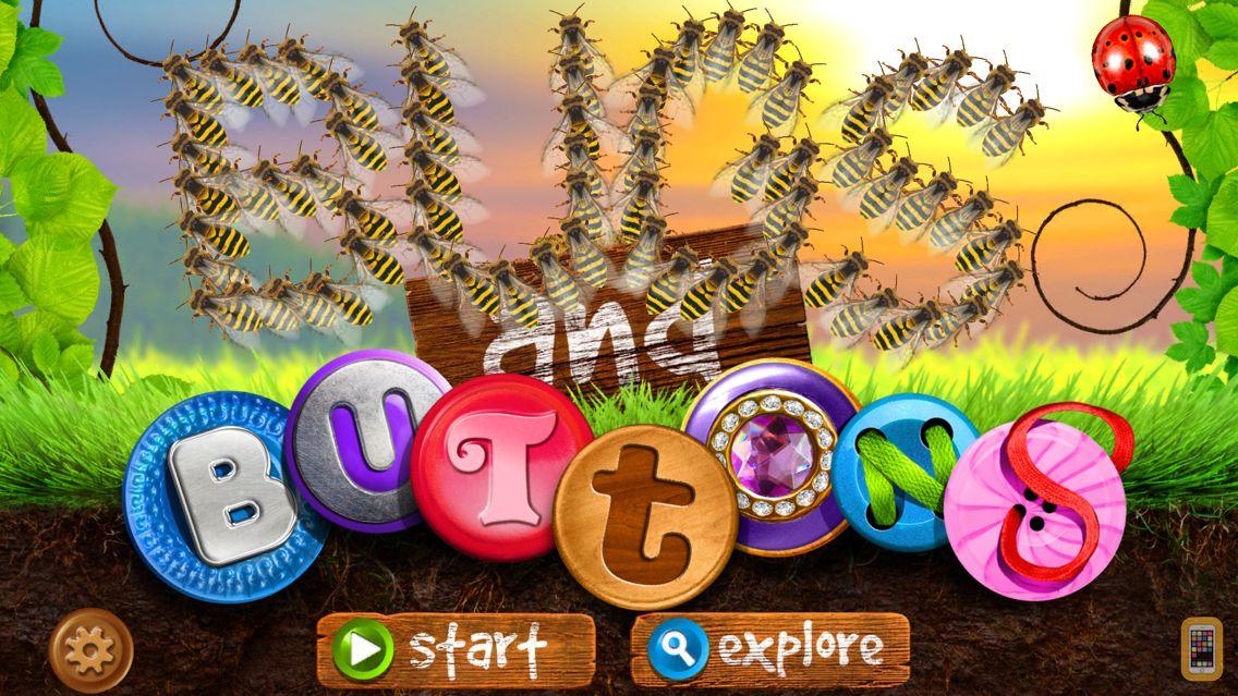 Screenshot - Bugs and Buttons