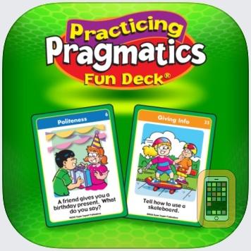 Practicing Pragmatics Fun Deck by Super Duper Publications (Universal)