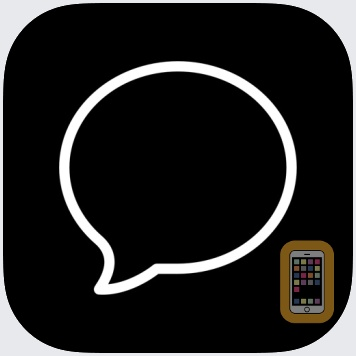 Black SMS - Protected Texts by Tyler Weitzman (Universal)