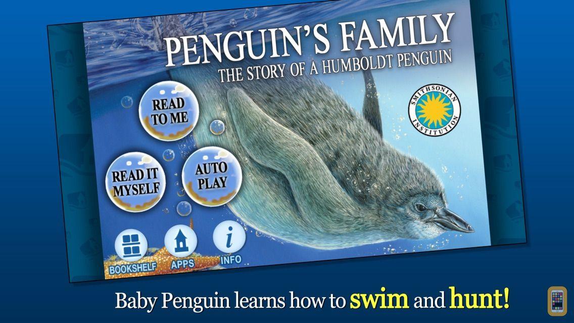 Screenshot - Penguin's Family - Smithsonian Oceanic Collection