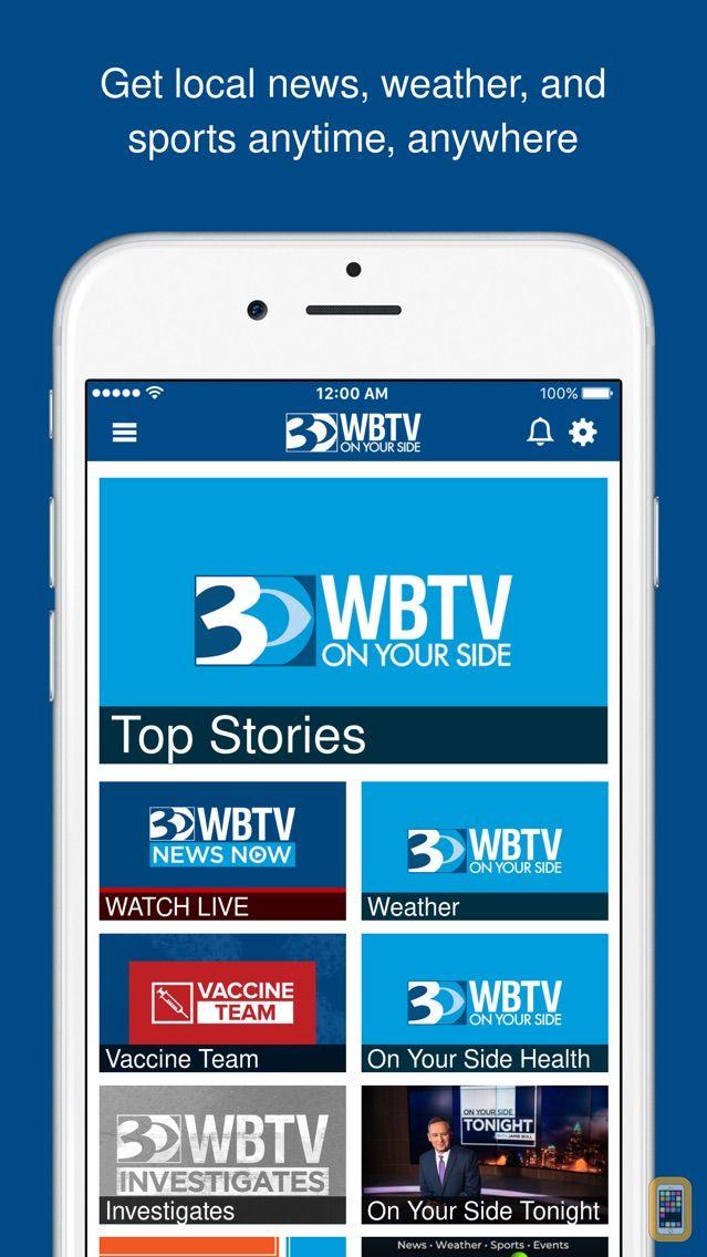 Screenshot - WBTV 3 Local News On Your Side