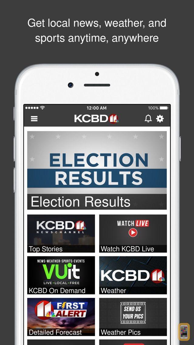 Screenshot - KCBD News Channel 11