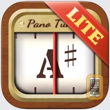 Free Chromatic Tuner: Pano Tuner by Kaleloft LLC (Universal)