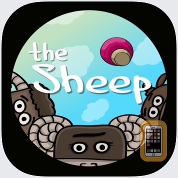 the Sheeps by Ivan Starchenkov (iPhone)