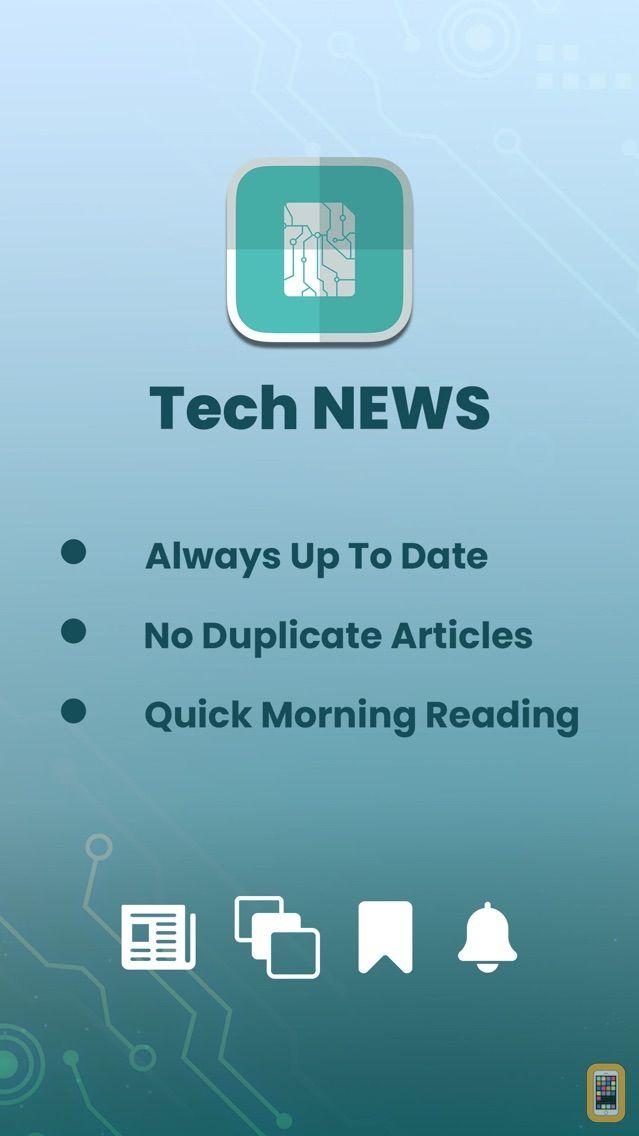 Screenshot - Tech News by Newsfusion
