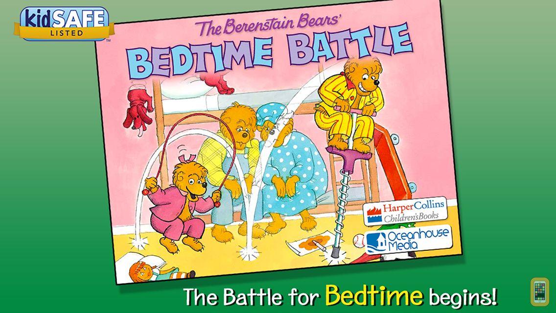 Screenshot - The Berenstain Bears' Bedtime Battle