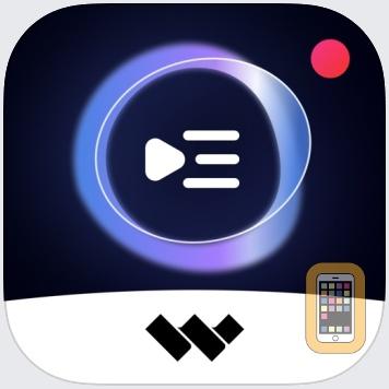 PowerCam™ by Wondershare Software Co., Ltd (iPhone)