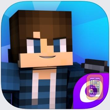 Skin Creator: for Minecraft PE by Seejaykay LLC (Universal)