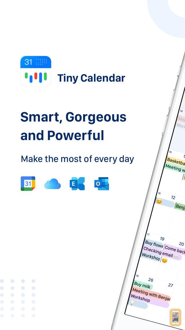 Screenshot - Tiny Calendar Pro