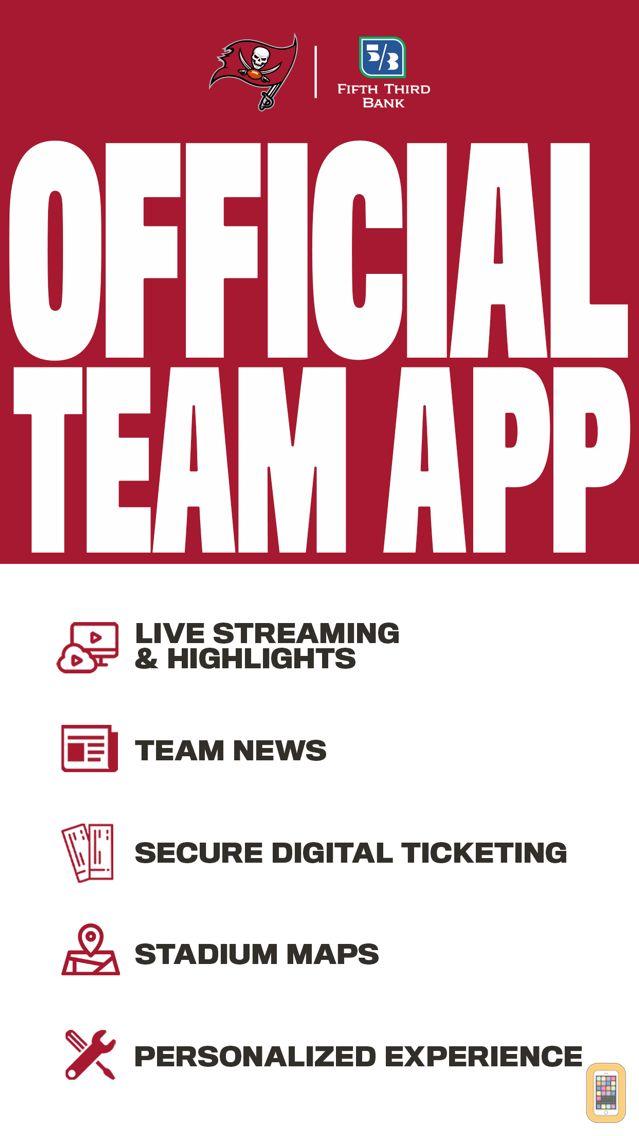 Screenshot - Tampa Bay Buccaneers Official