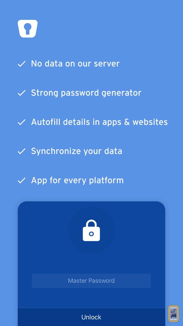Screenshot - Enpass Password Manager