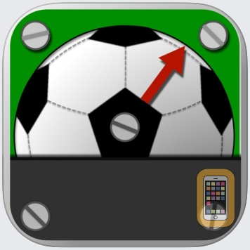 SoccerMeter for iPad by SoccerMeter LLC (iPad)