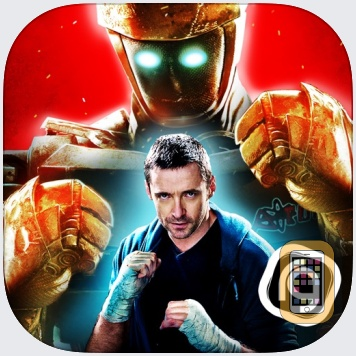 Real Steel by Reliance Big Entertainment UK Private Ltd (Universal)