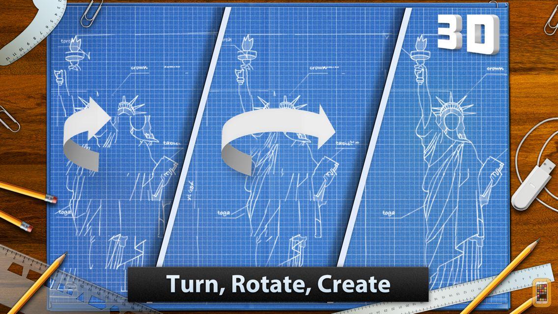 Screenshot - Blueprint 3D