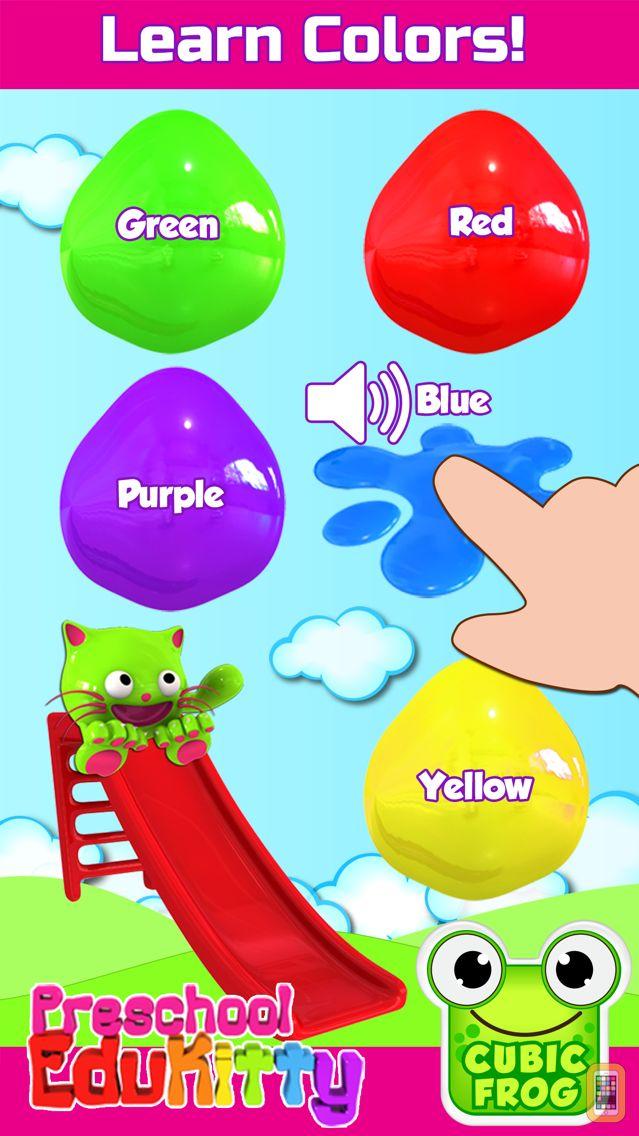 Screenshot - Preschool EduKitty-Kids Games