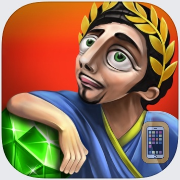 Cradle of Rome by Vyacheslav Basharimov (iPad)
