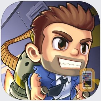 Jetpack Joyride by Halfbrick Studios (Universal)