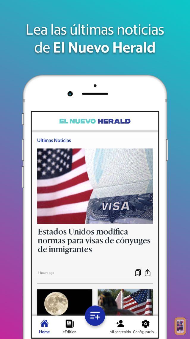 Screenshot - El Nuevo Herald