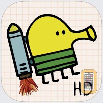 Doodle Jump HD by Lima Sky (iPad)