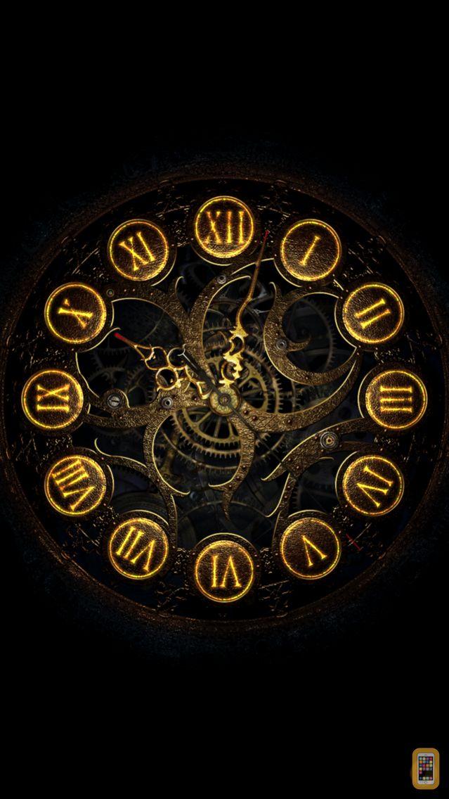 Screenshot - Mechanical Clock 3D