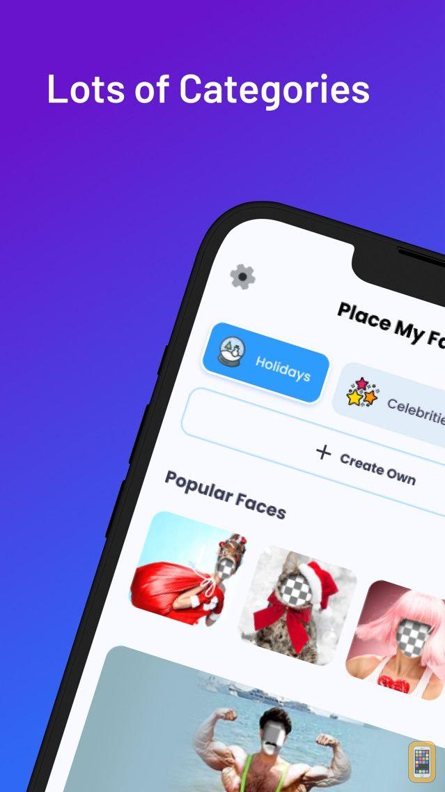 Screenshot - Place My Face ™