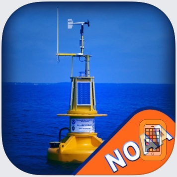 NOAA Buoys - Charts & Weather by Flytomap (Universal)