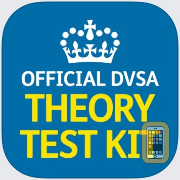 Official DVSA Theory Test Kit by TSO (The Stationery Office) (Universal)