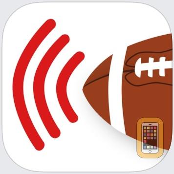 Pro Football Radio & Live Scores by Red Ripe Media, LLC (Universal)