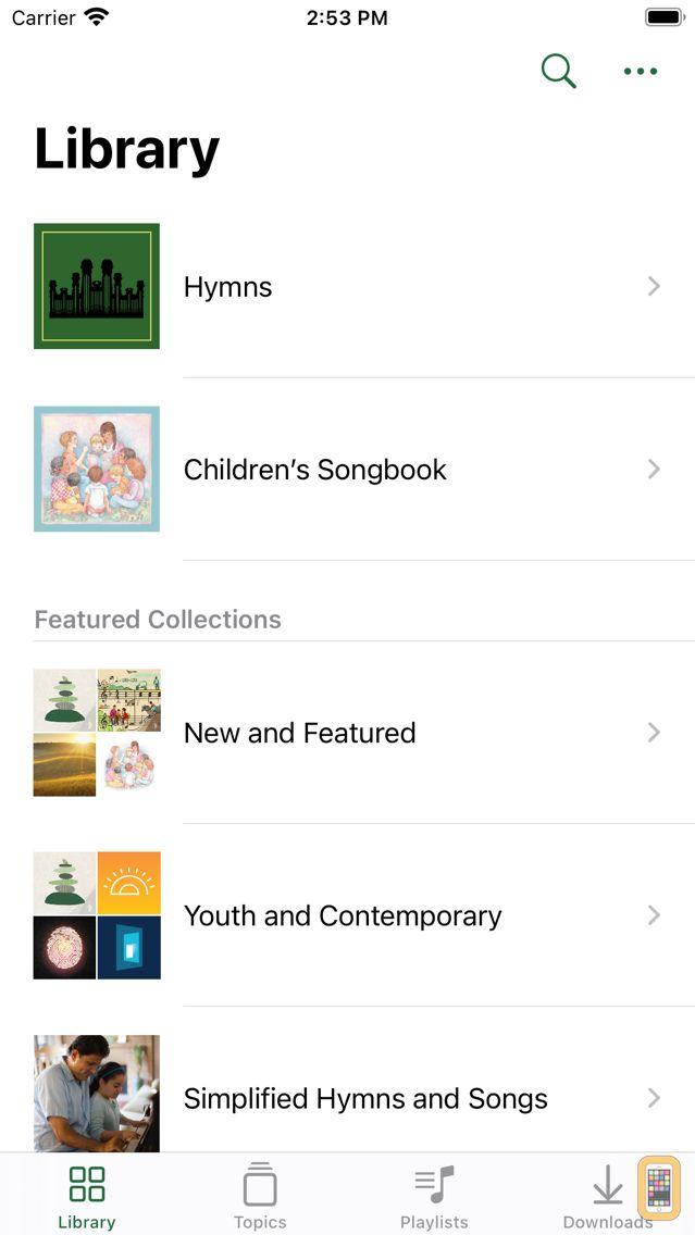 Screenshot - Sacred Music